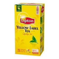 "Чай черный ""Lipton Yellow Label"" (2г*25 шт.)"