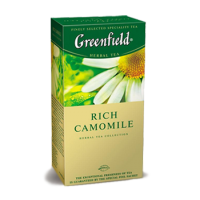 Rich Camomile 25 пакетов