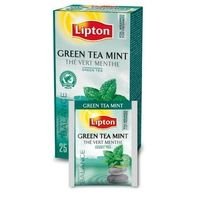 "Чай черный Lipton ""Green Tea with Mint""  (1,6г*25 шт.)"